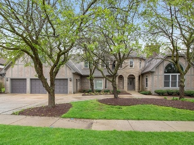 Wheaton Single Family Home For Sale: 624 Robinwood Court