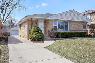 La Grange Park Single Family Home For Sale: 1136 Community Drive
