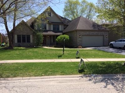 Plainfield Single Family Home Contingent: 6018 Brookridge Drive