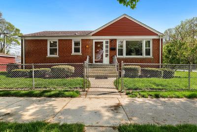 Evanston Single Family Home For Sale: 1047 McDaniel Avenue