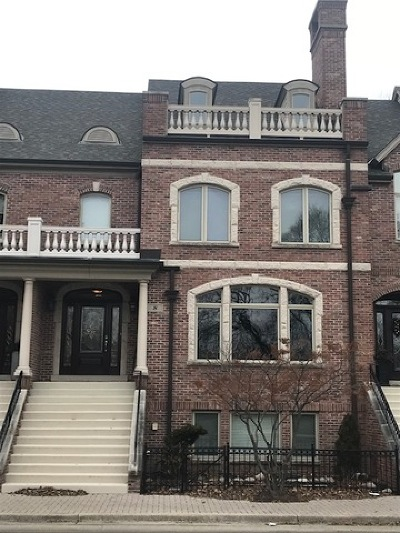 Palatine Condo/Townhouse For Sale: 8 North Smith Street