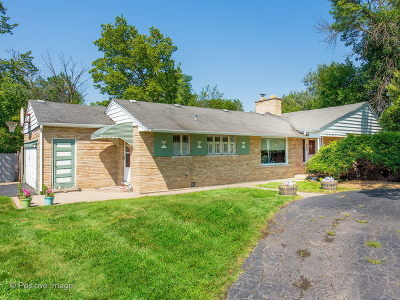 La Grange Highlands Single Family Home For Sale: 5426 Willow Springs Road