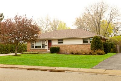 Deerfield Single Family Home For Sale: 1243 Hazel Avenue