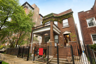 Andersonville Condo/Townhouse For Sale: 1464 West Carmen Avenue #2