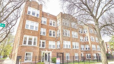 Condo/Townhouse For Sale: 4902 North Springfield Avenue #3