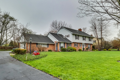 Lake Forest Single Family Home For Sale: 1831 Farm Road