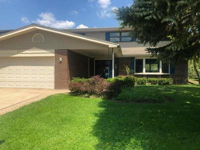 Mount Prospect Single Family Home For Sale: 1214 West Sunset Road