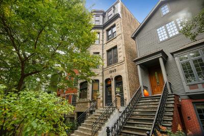 Condo/Townhouse For Sale: 1940 North Cleveland Avenue #4