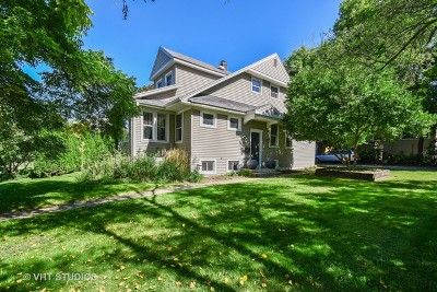 St. Charles Single Family Home For Sale: 708 North 2nd Avenue