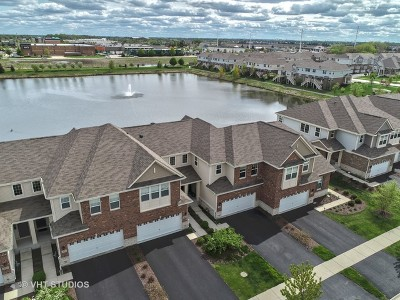 Naperville Condo/Townhouse For Sale: 2814 Henley Lane