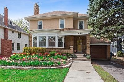 Evanston Single Family Home New: 2246 Ridge Avenue