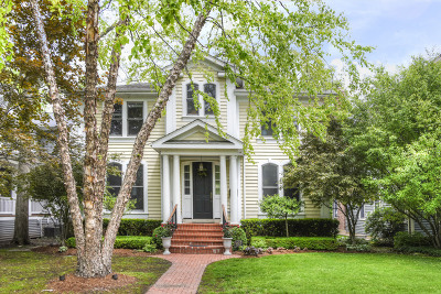 Single Family Home For Sale: 1027 Spruce Street