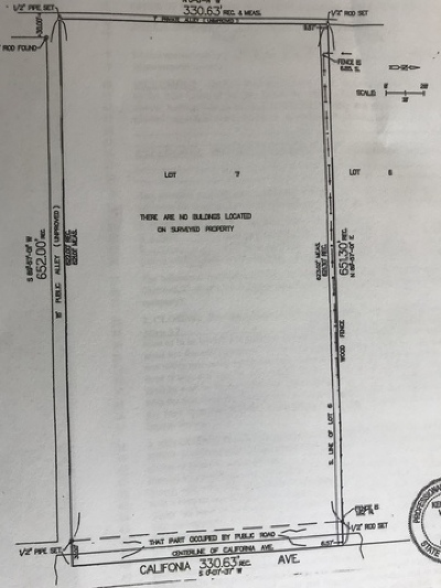 Joliet Residential Lots & Land For Sale: 1401 California Avenue