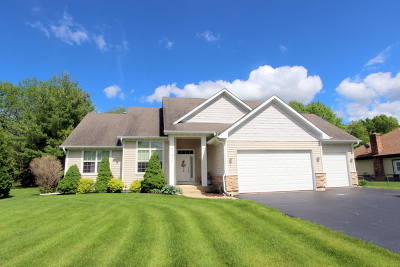 Woodstock Single Family Home For Sale: 1010 Powers Road