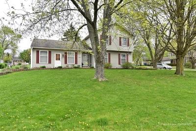 Geneva Single Family Home For Sale: 1139 Brentwood Court