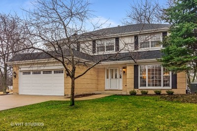 Palatine Single Family Home For Sale: 335 South Whitehall Drive