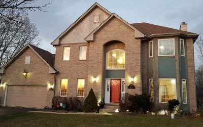Bartlett Single Family Home For Sale: 1463 Harmony Drive