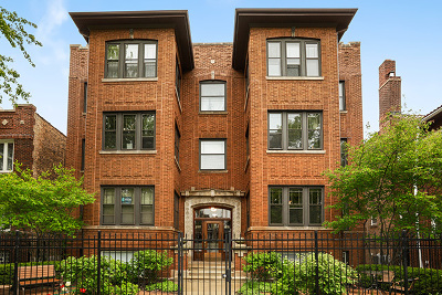 Ravenswood Condo/Townhouse New: 4446 North Campbell Avenue #1N