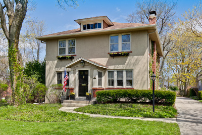 Lake Forest Single Family Home Price Change: 193 Washington Circle