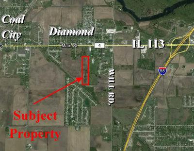 Diamond Residential Lots & Land For Sale: 100 Border Street