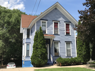 Elgin Single Family Home For Sale: 318 Du Page Street