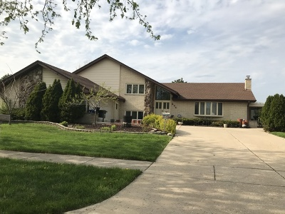 Willowbrook IL Single Family Home For Sale: $520,000