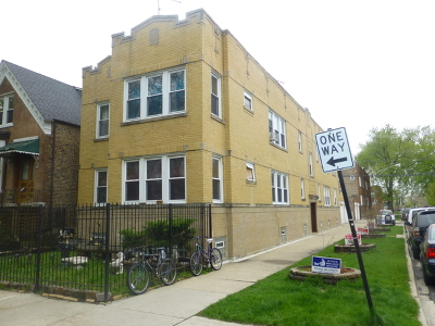 Multi Family Home For Sale: 3905 West George Street