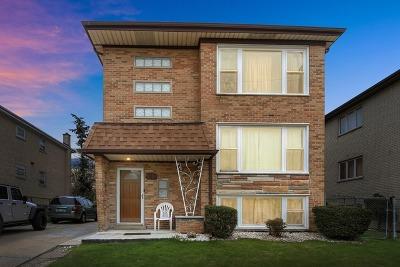 Oak Lawn Multi Family Home For Sale: 5233 West 87th Street