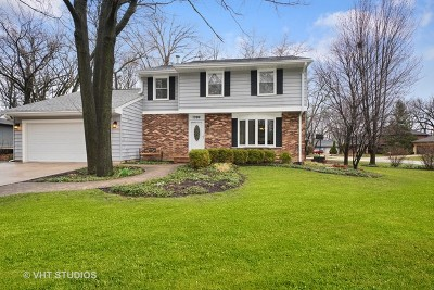 Lisle Single Family Home For Sale: 1900 Green Trails Drive