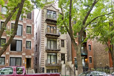 Condo/Townhouse For Sale: 1526 North Hudson Avenue #3