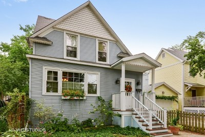 Andersonville Single Family Home Contingent: 5109 North Ravenswood Avenue