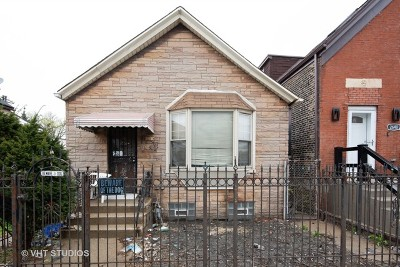 Single Family Home For Sale: 2642 West Grand Avenue