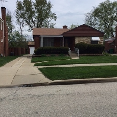 Westchester Single Family Home For Sale: 9908 Drury Lane