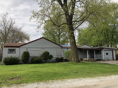 Tinley Park Single Family Home For Sale: 6627 173rd Place