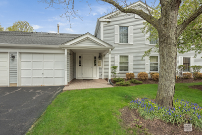 Naperville Condo/Townhouse New: 35 Plymouth Court #201A-7