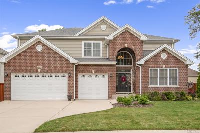 Palatine Single Family Home For Sale: 1565 California Avenue