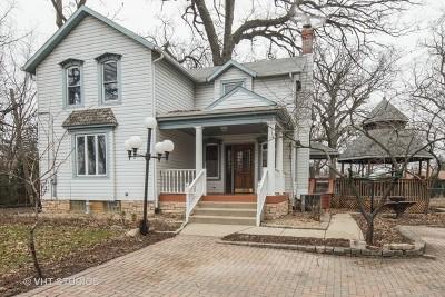 Bartlett Single Family Home For Sale: 110 West Oneida Avenue