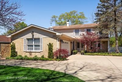 Wilmette Single Family Home For Sale: 3730 Lake Avenue