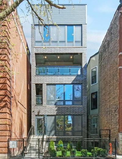 Condo/Townhouse For Sale: 732 West Aldine Avenue #3