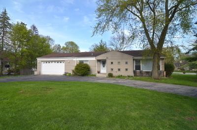 Glenview Single Family Home For Sale: 1145 Harms Road