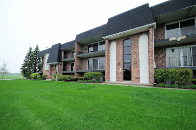 Orland Park Condo/Townhouse Contingent: 15702 Lake Hills Court #1N