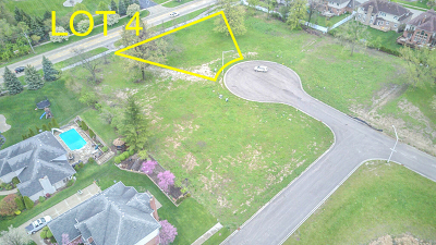 Orland Park Residential Lots & Land For Sale: 16705 South Winterset Court