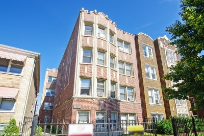 Condo/Townhouse Contingent: 2844 West Addison Street #1N