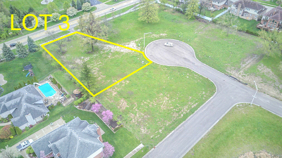 Orland Park Residential Lots & Land For Sale: 16710 South Winterset Court