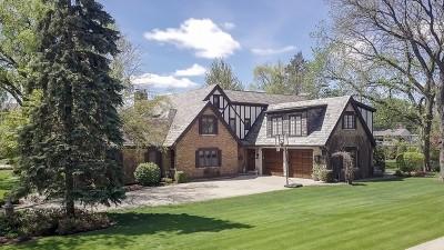 Elmhurst Single Family Home For Sale: 320 South Kenilworth Avenue