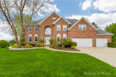 Single Family Home For Sale: 1527 Monarch Circle