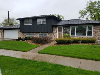 Alsip Single Family Home Price Change: 11601 South Laramie Avenue