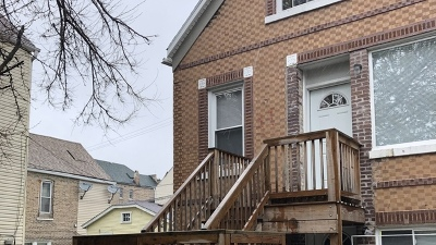Multi Family Home Contingent: 2437 South Spaulding Avenue