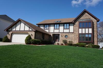 Hoffman Estates Single Family Home Price Change: 3880 Bernay Lane