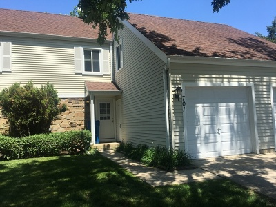 Hanover Park Condo/Townhouse For Sale